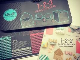 1-2-3 punch board