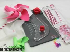 pinwheel punch board dt