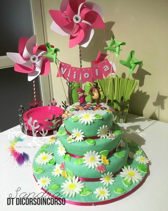 torta viola dt