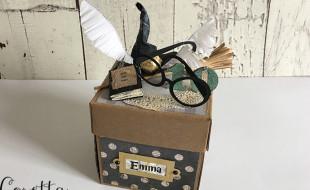 explosion box harry potter