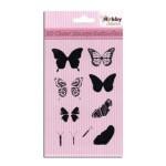 hobby-solution-timbri-clear-3d-butterflies