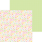 6820 baby blooms pattern paper