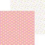 6827 baby girl pattern paper