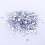 modascrap-abbellimenti-semi-pearls-matte-silver