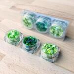 modascrap-sparkly-sequins-leafy-green